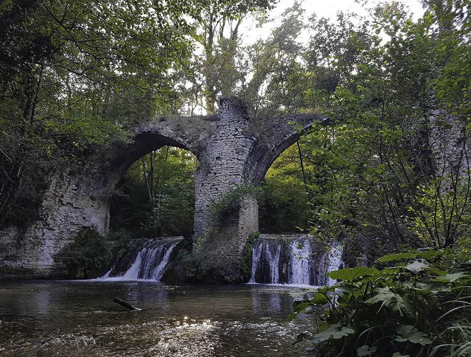 Il Ponte Romano o dell'Intagliata - Cingoli (Mc)