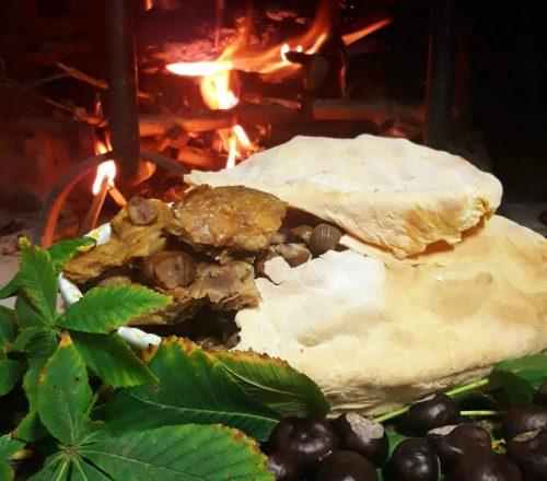 faraona al coccio ricetta