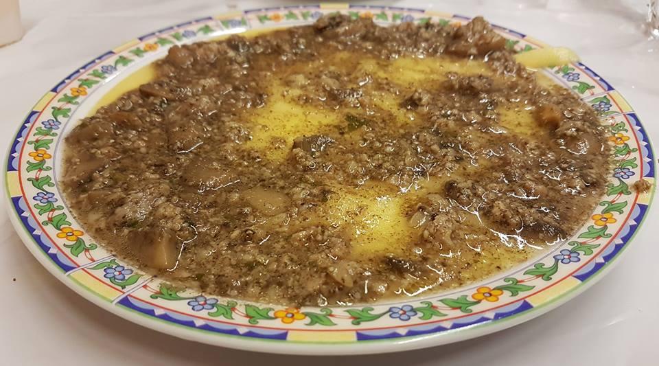 polenta ristoranti cupramontana