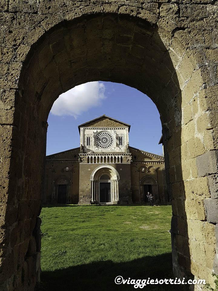 chiesa di san pietro tuscania