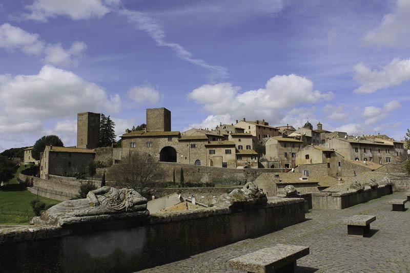 tuscania viterbo