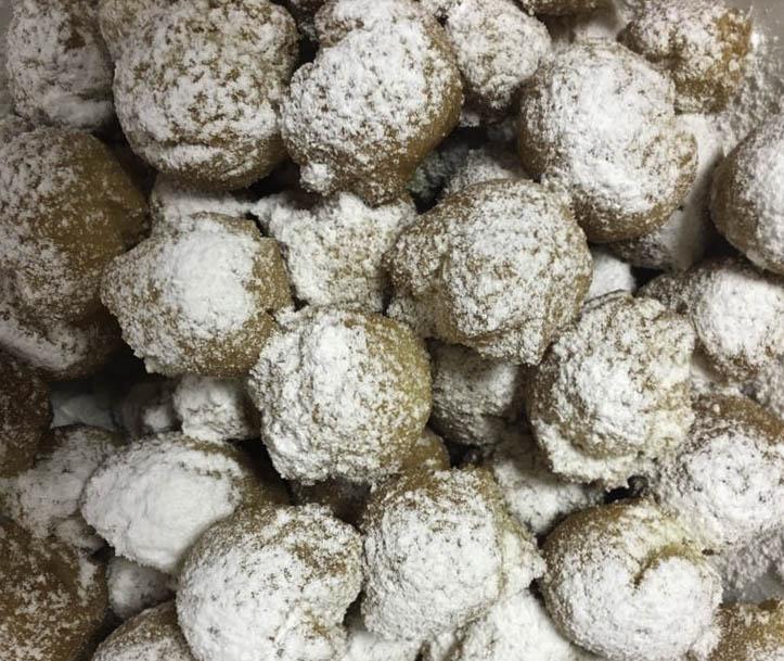 castagnole ricetta tipica marche