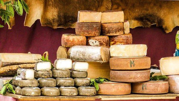 formaggio sagra marche