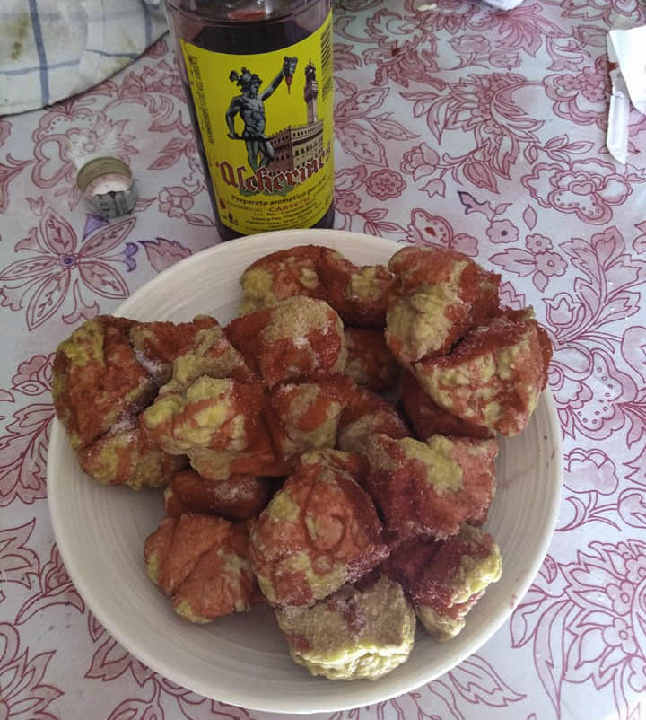 scroccafusi ricetta