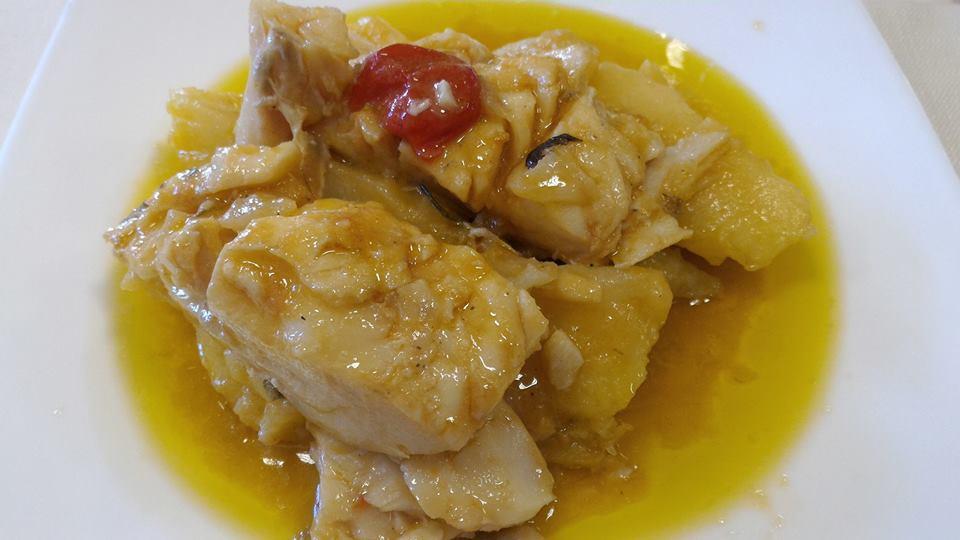 stoccafisso all'anconitana ricetta tipica