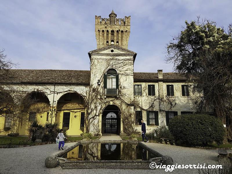 castello del pelagio montegrotto
