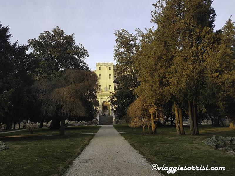giardino storico castello del catajo