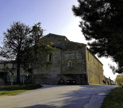 abbazia di sant'elena serra san quirico