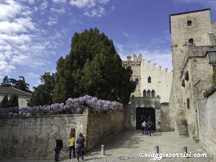 monselice castello padova