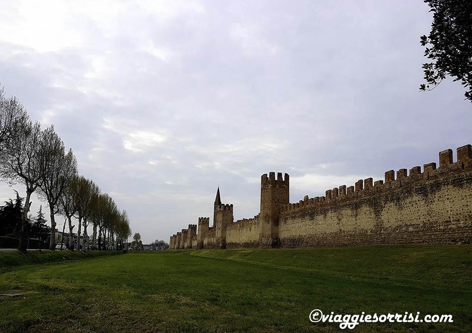 montagnana mura storiche