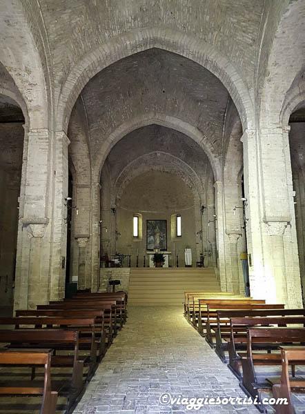 navata abbazia di sant'elena