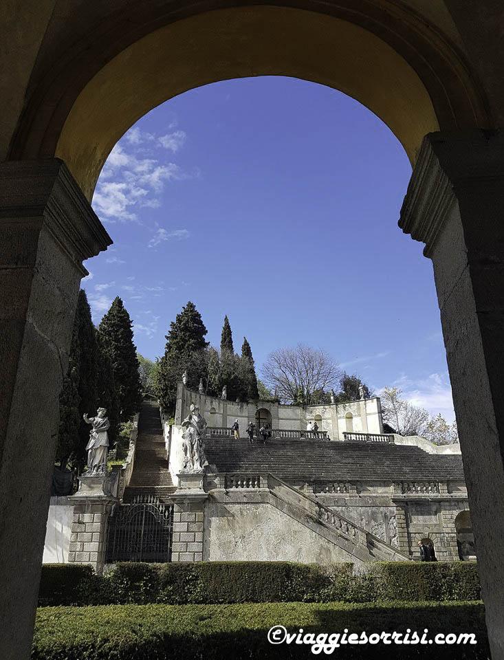 scalinata villa duodo monselice
