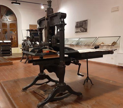 museo arti e stampa jesi