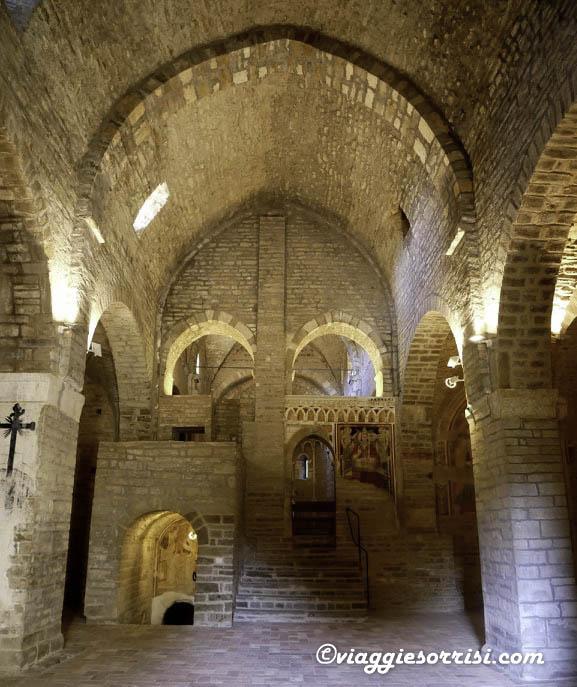 abbazia sant'urbano apiro