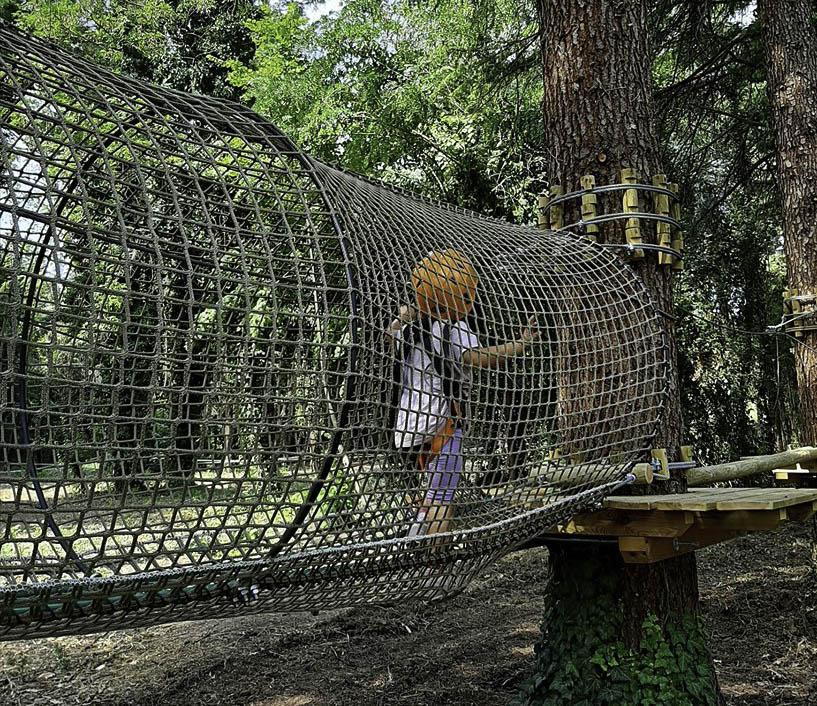 treekpark parco avventura jesi