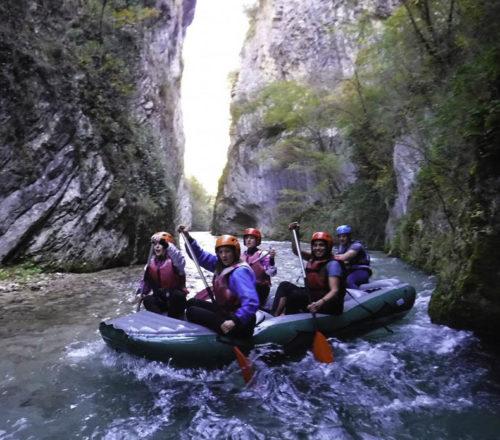 rafting serravalle di norcia