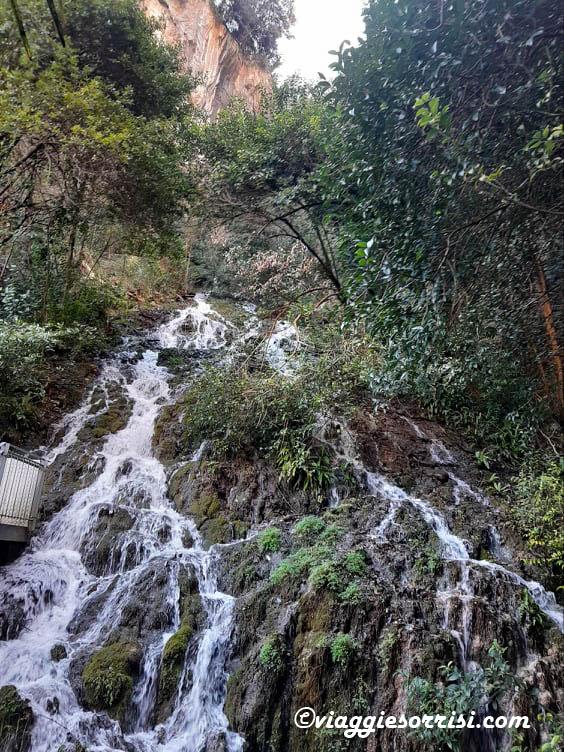 cascata del varone riva