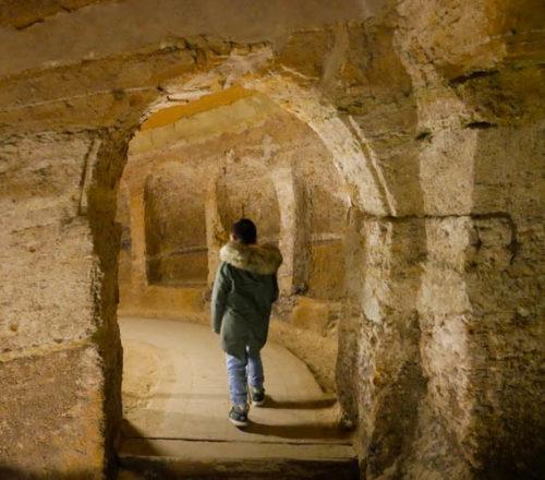 grotte camerano ancona