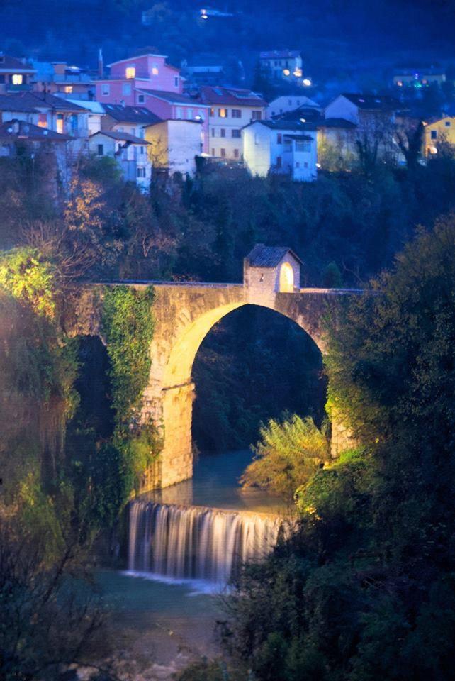 ponte cecco ascoli piceno leggenda