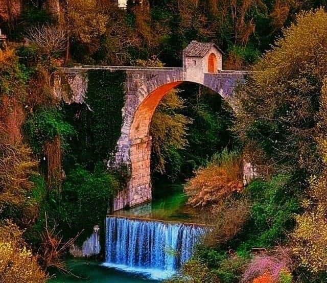 ponte di cecco leggenda