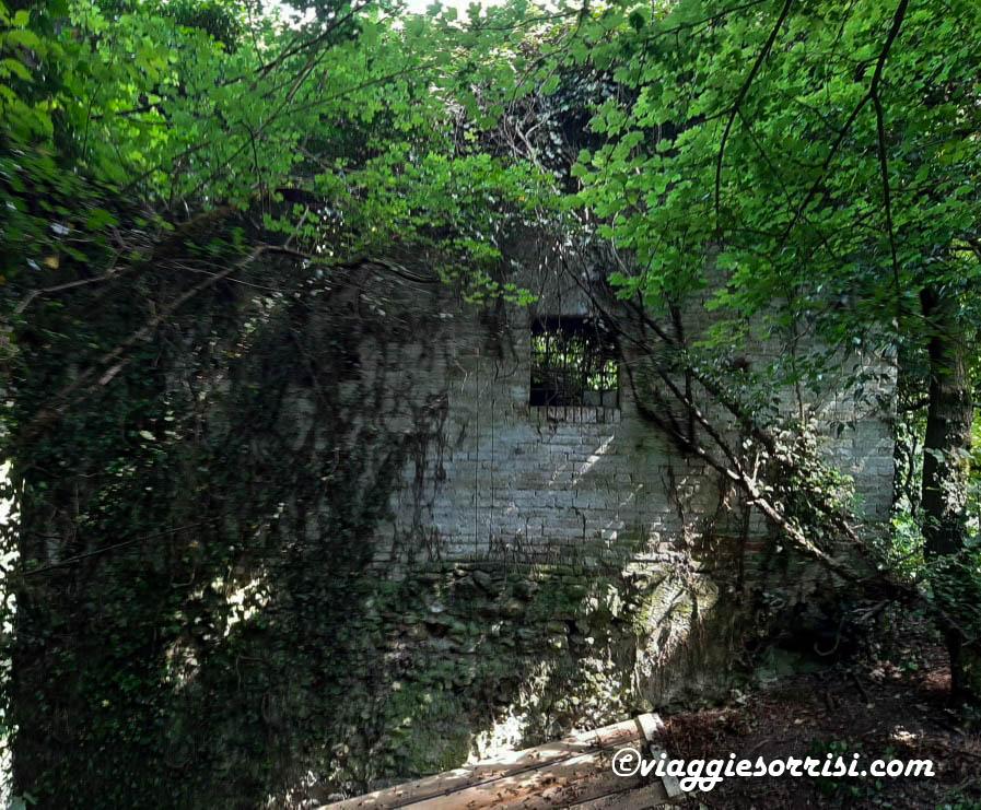 antico mulino cascata sarnano