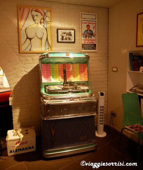 jukebox museo del cinema a pennello montecosaro