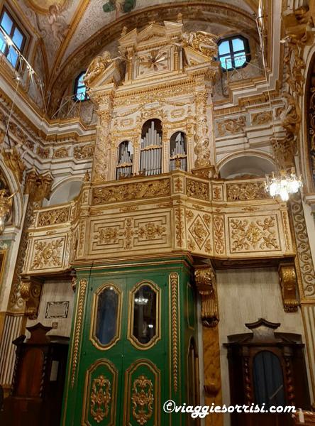 organo chiesa di santa lucia