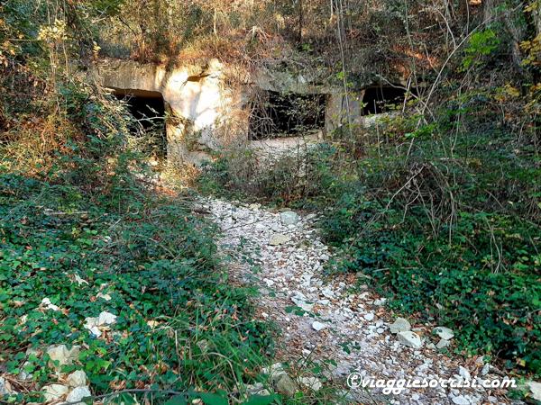 grotte romane monte conero