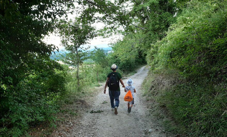 escursioni bambini sibillini