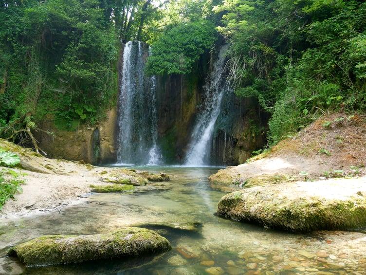 via delle cascate perdutte sarnano